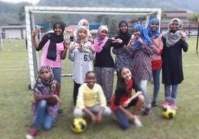 Fugee School Soccer 2